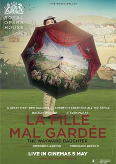 La Fille Mal Gardee - LIVE - Royal Opera House