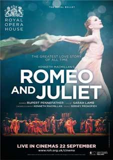 Romeo and Juliet (Live) - Royal Opera House 2015/16 Season